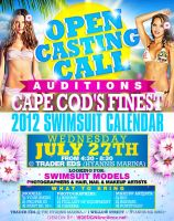Open Casting Call Flyer by AnotherBcreation