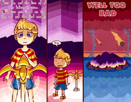 Mother 3 - Ending by Aviarei