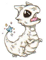 Baby Dragon Kwee by SilverRacoon