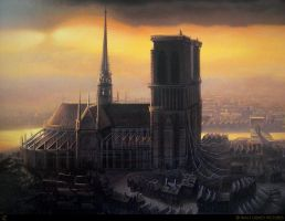 Hunchback of notre dame by annelane
