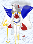 San Maria Royal Attire by Ask-MusicPrincess3rd