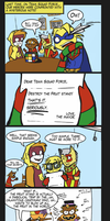 TSF: Candy Conspiracy by fish-puddle