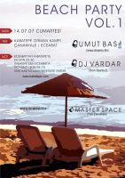 party flyer by gokhanproject