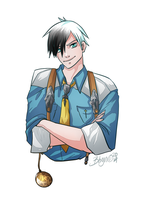 ToX2  - Ludger by Bhryn