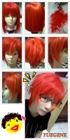 Wig Tutorial by yuegene