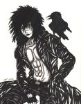 The Crow by StrawberryLoveAlways