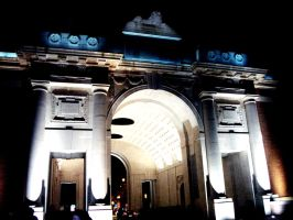 The Menin Gate by Natters619