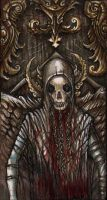 The Death Angel by ericradiation