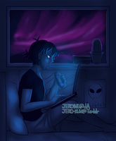 [VLD] Late Night Conspiracies (KeithWeek) by Jeroine