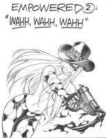EMPOWERED 2's cowboy Emp by AdamWarren