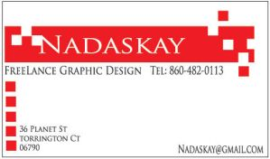 Business Card by Overlord-Zio