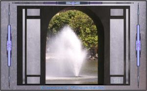 Crystal Fountain by Taures-15