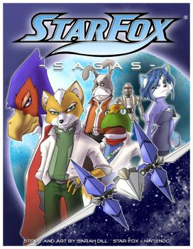 Star Fox Sagas by naviechance