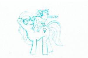 Lil Feather and RD by Eande by Q99