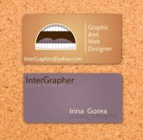 Business Card 3 by InterGrapher