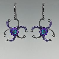 Biohazard Purple II- SOLD by YouniquelyChic
