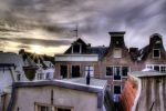 Amsterdam rooftops by Atarixdesigns
