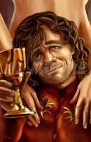 Tyrion Lannister - The Imp -by AJ Moore by GudFit