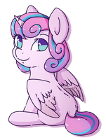 Flurry Heart by Submerged08