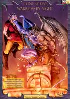 RPG Gargoyles Cover by ritam