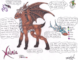 Xalmia Ref by Neffertity