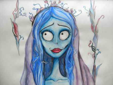 Corpse Bride by CloudySky16