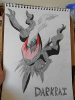 Darkrai by snoopysoap