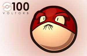100 - VOLTORB - GSEAR by Khanohre