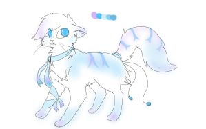 Cat Adoptable-10 points-open by PillowRabbit
