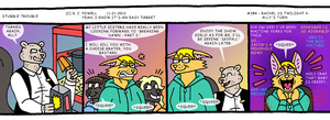 Stubble Trouble - 284 by Rennon-the-Shaved