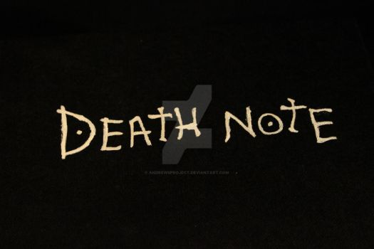 Death Note 3 by AndrewsProject