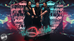 I JUST WANT YOU TO BELIEVE 2.0 TheShieldWallpaper! by T1beeties