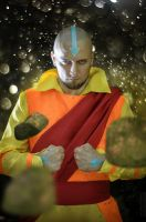 Aang - Avatar The Legend of Korra by TophWei