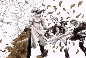 Final Fantasy VIII 2 by mistermoster