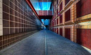 Back Alley by xpsr
