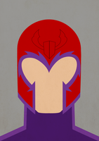 M is for Magneto by payno0