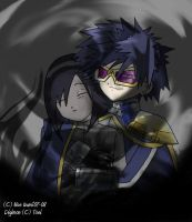 Possessed by the Darkness- dgm by Noe-Izumi