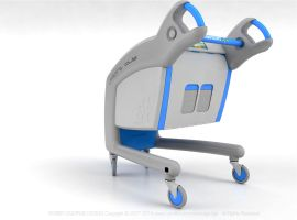Smart Shopping Cart by Roberdigiorge