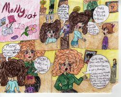 Molly, at 13 by Toongrrl