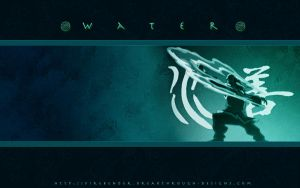 Water - widescreen by BreakthroughDesigns