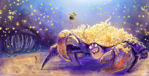 Shiny!Crab by Gbtz007