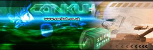 The Conkuh Banner v3 by pulseh