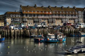West Bay, Dorset - HDR by JimPMM