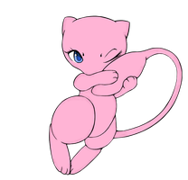 Mew by BellaNoriji