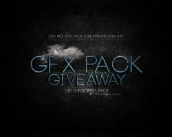 500 Subs. 280Mo GFX GiveAway by MazenDesignes