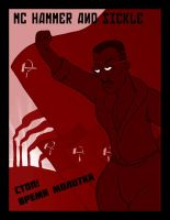 MC Hammer and Sickle by Velica