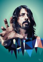 Dave-grohl by SuzanneWaters