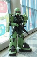 Mobile Suit Gundam: Zeon - Fanime 2012 by AtomicBrownie