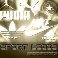 Sport Logos - Brushes Pack by solenero73
