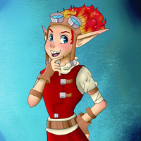 Daxter by Briizyleaves